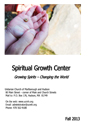 Spiritual Growth Center