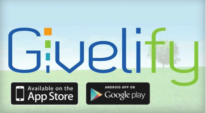 Now Announcing Givelify