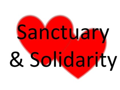 Sanctuary and Solidarity