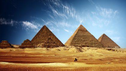 Egyptian Pyramids-2