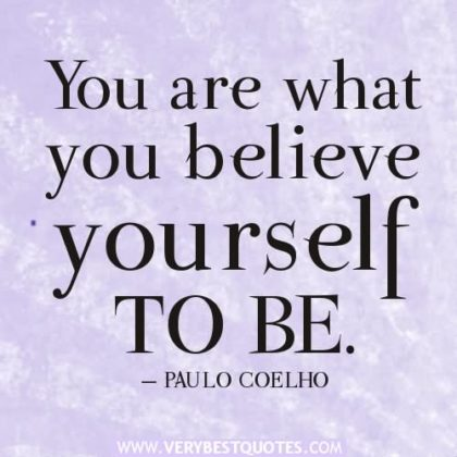 You-are-what-you-believe-yourself-to-be_-Paulo-Coelho
