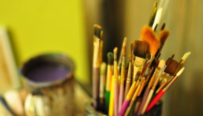Artist Paintbrushes (2)
