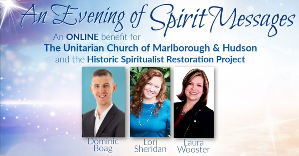 An Evening with Spirit (6.5.20)