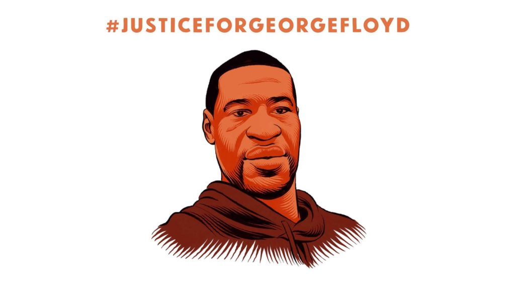 Justice for George Floyd-2