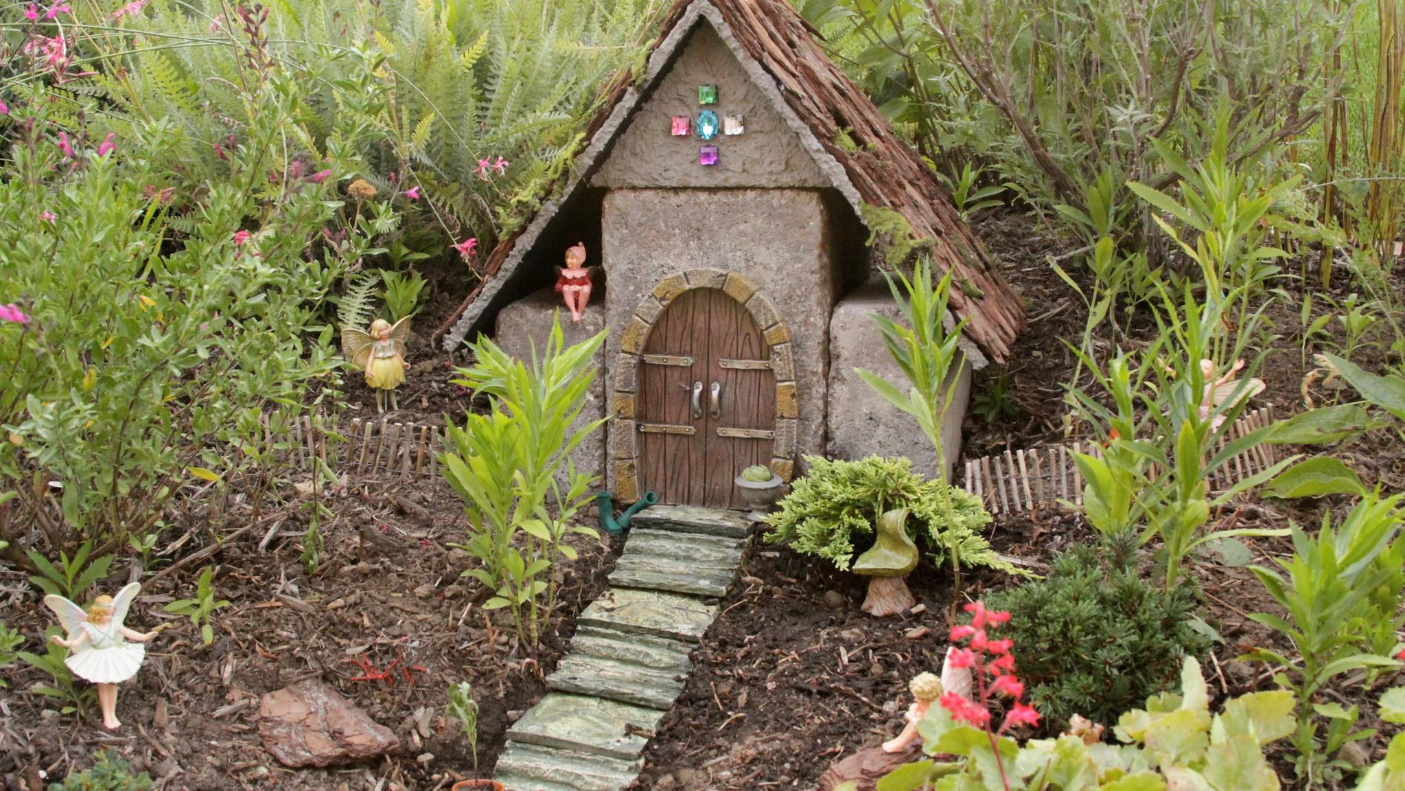 Summer Camp -- Fairy House -2A