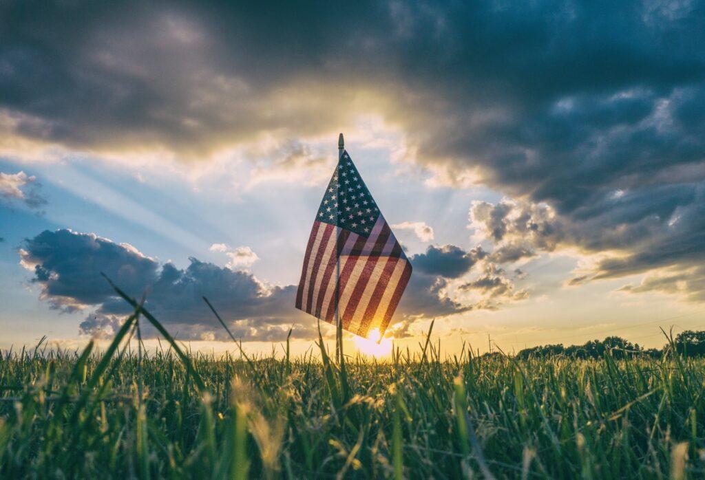 American Flag (Aaron Burden)