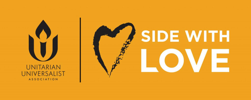 Side with Love Sunday