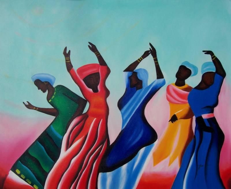 Dancing Artwork
