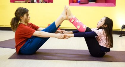 tuesdays  new kids yoga class ages 812  unitarian